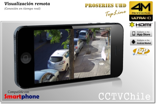 Smartphone con tecnología 3G/4G Camara 4K - Iphone, Symbian, WindowsMobile, Android, Blackberry - iPad, tablets con SO Android