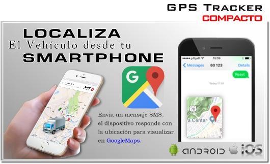 Localizador GPS Compacto TK309 XPORHD - Batería interna - GPS Satelital Red - SIM card Tarjeta