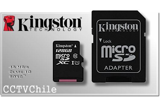 CARDVR - DVR MOVIL - Vehiculo - MDVR - MEMORIA VEHICULO - memoria SD - XPROHD - FULLHD - Memoria SDXC - 720p - blackbox - SanDisk - Kingston