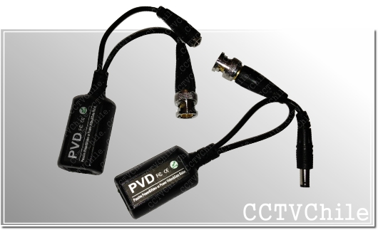 Video Balun RJ45 - PVD